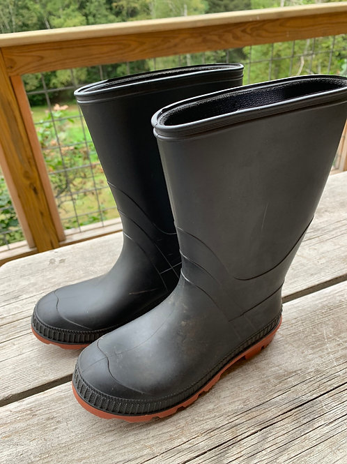 Size 2 Tall Mud Boot