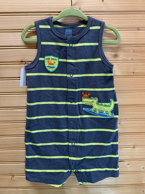 Size 18m CARTER'S Surf Dude Jumper, Used