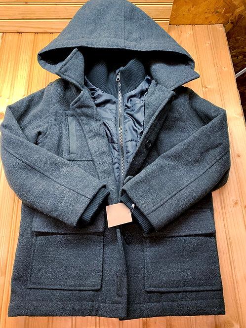 Size 6 BLUMIND Steel Grey Coat