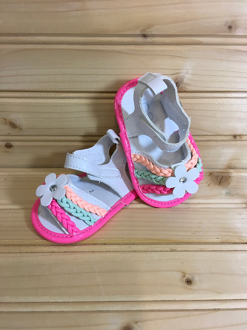 Size 2 Baby Braided Sandals