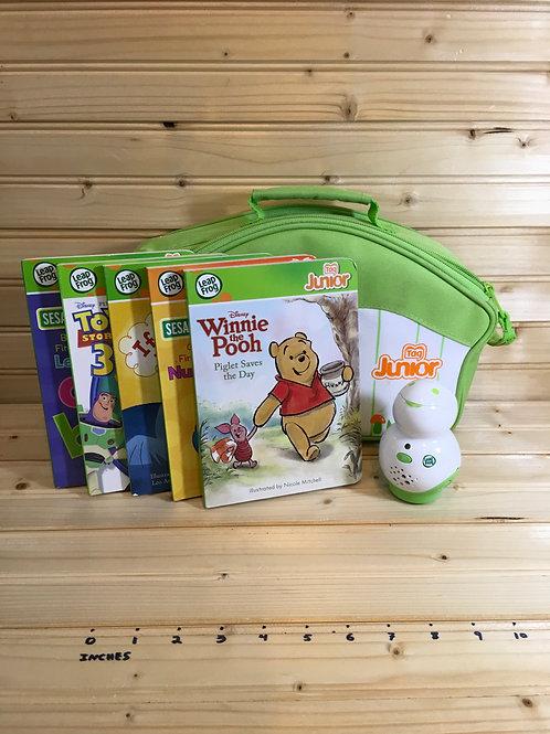LEAP FROG - Tag Junior Case and Reader Set