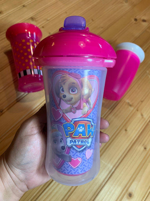 Paw Patrol Sippy Cup and Two Snack Cups