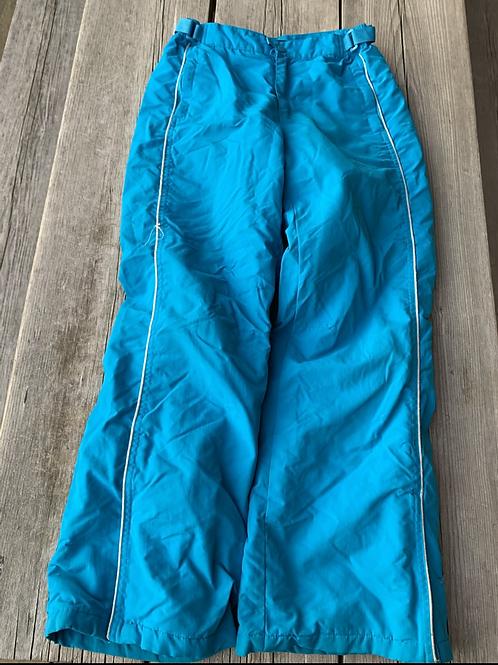Size 14/16 ATHLETECH Blue Snowpants