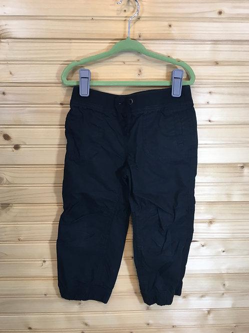 Size 5 Girls JOE BOXER Black Capri Pants