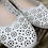Size 1 Youth PIPER White Flats