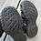 Size 1Y KHOMBU Black Trekking Sandals bottom