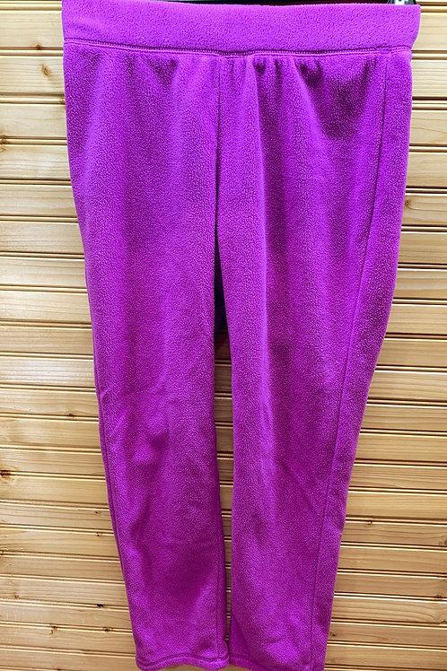 Size 10/12 CHILDREN'S PLACE Purple Fleece Pants