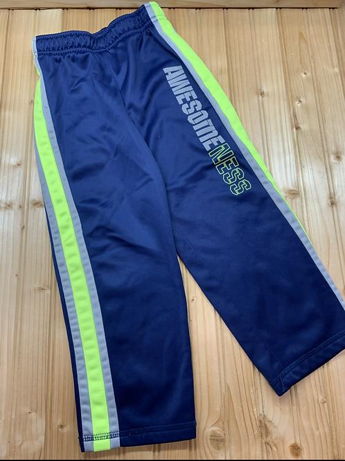 Size 4T WONDER KIDS Blue Sport Pants