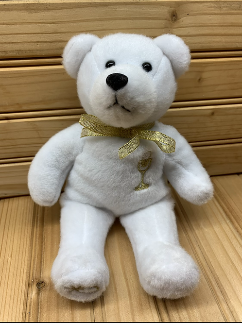 HOLY BEARS White First Communion Bear