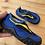 LSize 5 Little Kids SURF MOC Blue Water Shoes