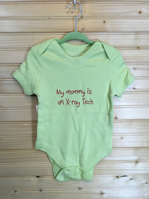 Size 12-18m Mommy is an X-Ray Tech Onesie