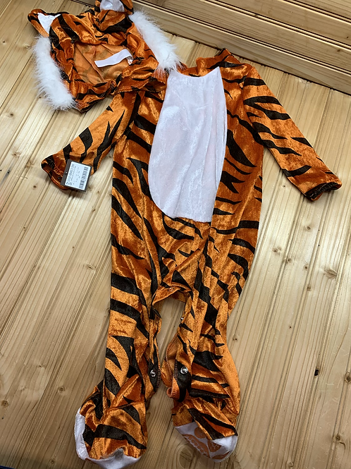 Size 6-12m Tiger Costume