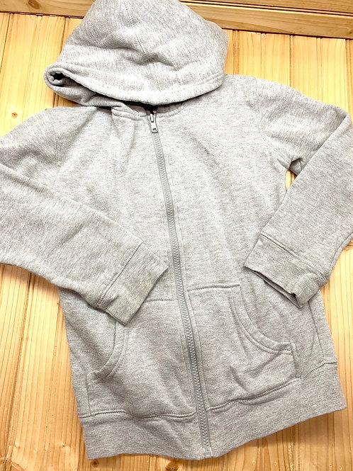 Size 7/8 GEORGE Grey Hoodie