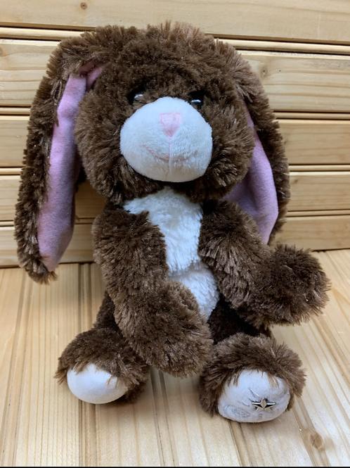 Brown Bunny Make a Wish Plush
