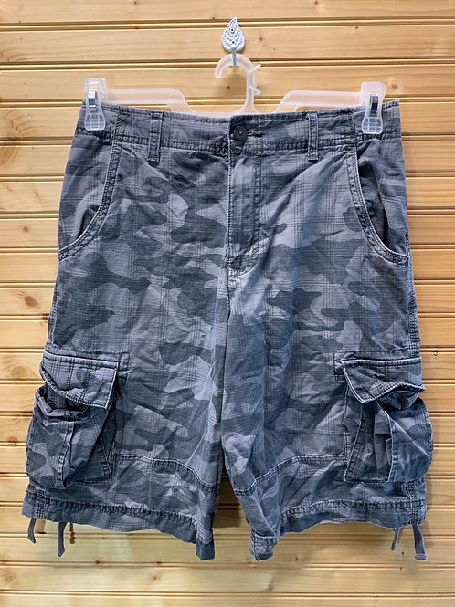 Size 18 Youth Camo Shorts