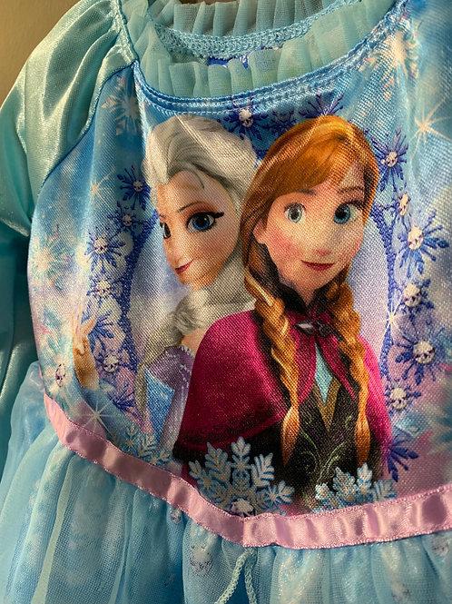 Size 12m DISNEY Lightweight Frozen Nightgown