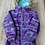 Size 7/8 FREE COUNTRY Purple Jacket