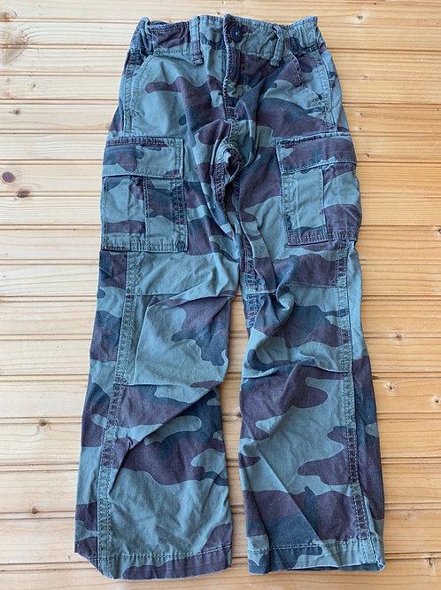 Size 5 Reg Camo Cargo Pants