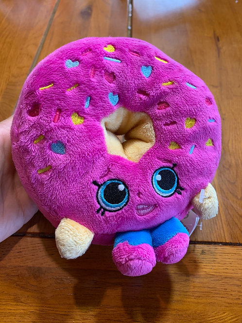 Shopkins donut plush
