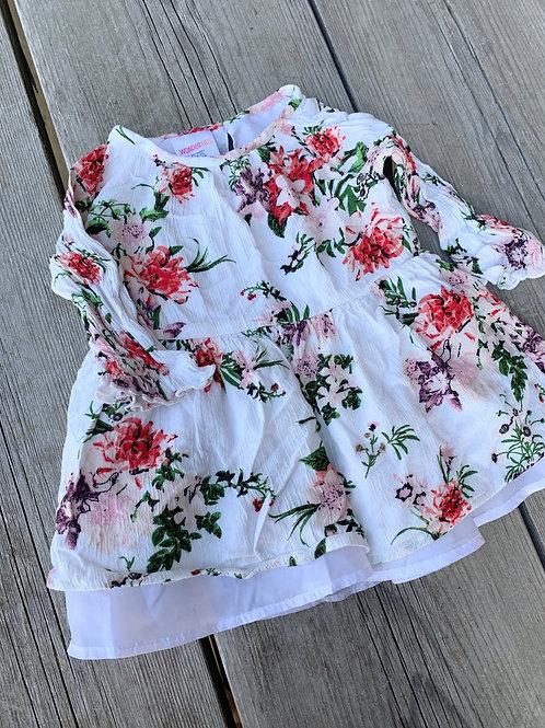 Size 12m Floral Dress