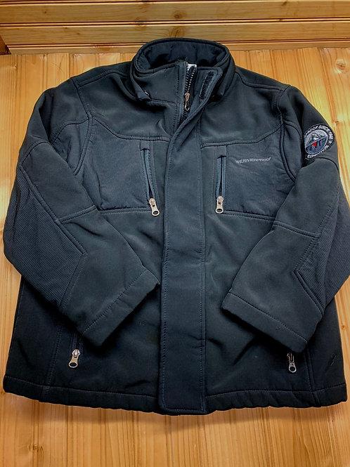 Size 7 WEATHER PROOF Black Jacket