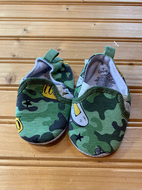 Size 3 Baby Camo Slippers