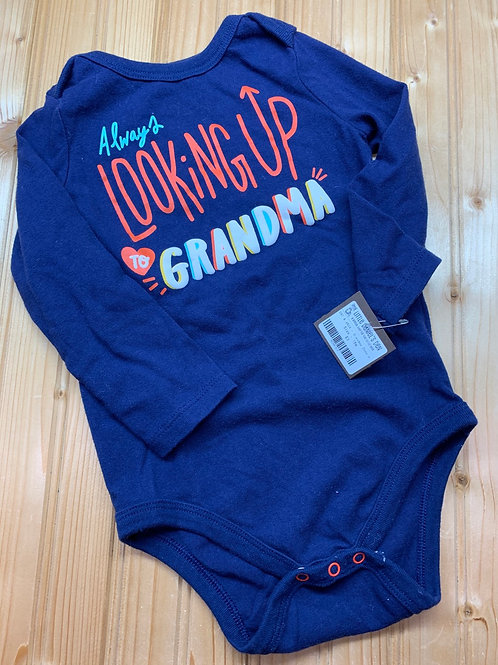Size 18m Always Looking up to Grandma Shirt