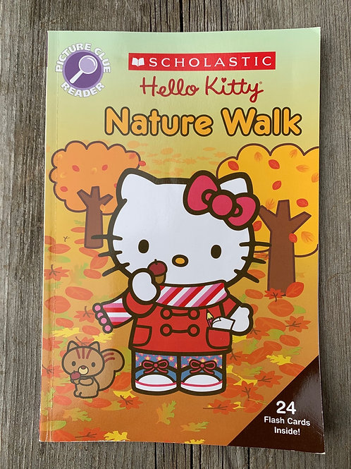 Hello Kitty NATURE WALK Picture Clue Reader