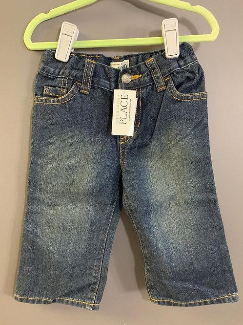 Size 12-18m CHILDREN'S PLACE New Jeans