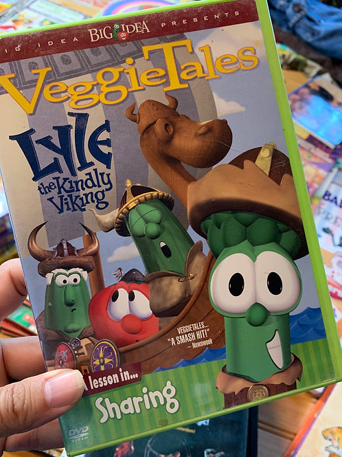 VEGGIE TALES: Lyle the Kindly Viking DVD