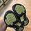 Size 6 Little Kids KEEN Green Sandals bottom