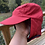 Size 24-36m CHILDREN'S PLACE Red Flap Hat