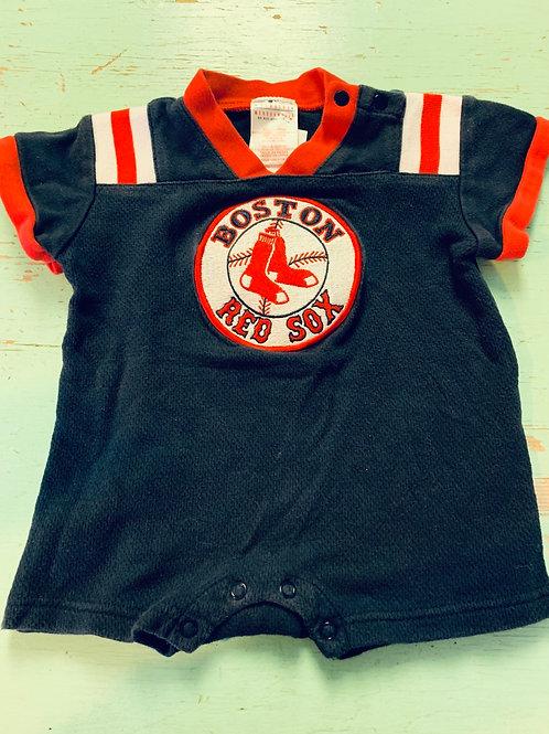 Size 3-6m Boston Red Sox Jumper