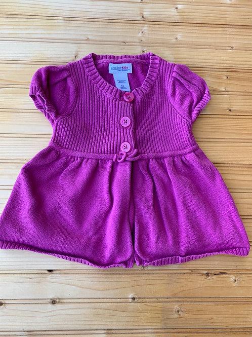 Size 3T Purple Knit Sweater Shirt