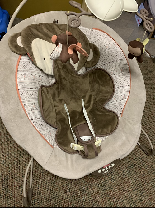 FISHER PRICE Monkey Bouncer Seat