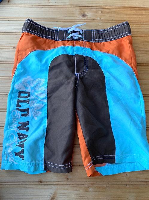Size 5T OLD NAVY Retro Swim Trunks
