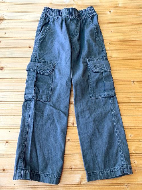 Size 5 Slim Grey Cargo Pants