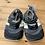Size 5 (18-24m) Grey Soft Sole Shoes