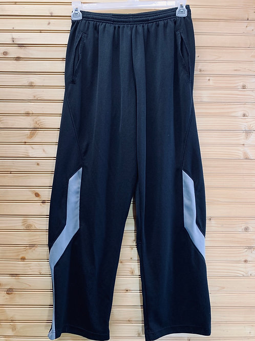 Size L RUSSELL Black Athletic Pants, Used