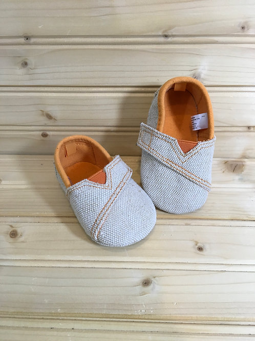 Size 3 Baby Weave Loafers