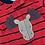 Size 0-3m CARTER'S Moose Fleece PJ