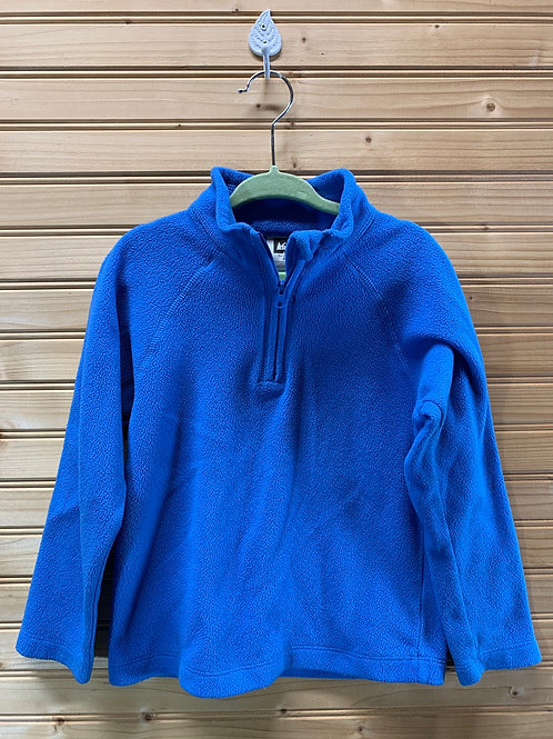 Size 4T Blue Fleece