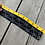 "28"" No Holes Black DICKIES Woven Belt"