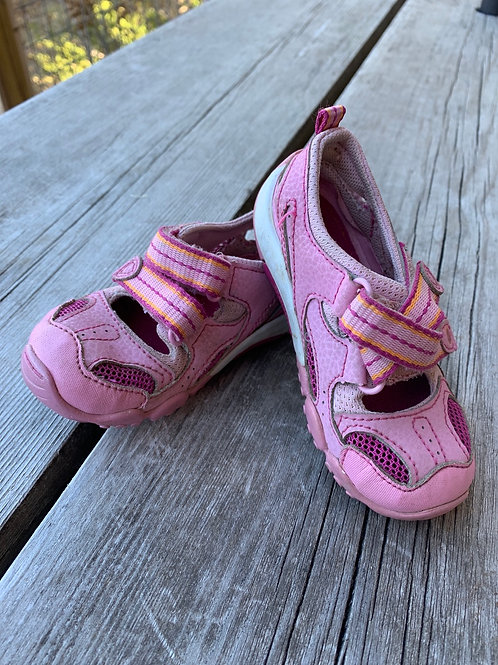 Size 6 Toddler Pink Shoes