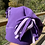 Purple Fleece Hat