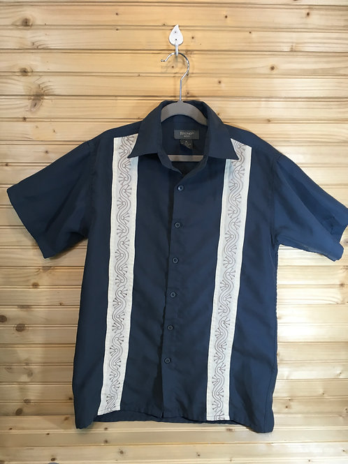 10/12 - Blue Swing Dance Shirt
