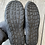 Size 1 OUTBOUND Black and Grey Water Shoes bottom