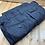 Size 6 POLO Steel Grey Wool Dress Pan