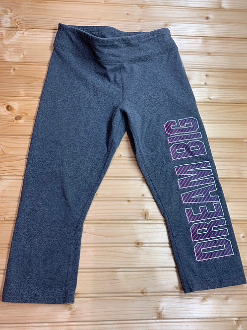 Size 10/12 REEBOX Grey Capris Legging