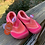 Size 5/6 Toddler New Pink Water Boots
